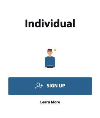 SignUp-Individual